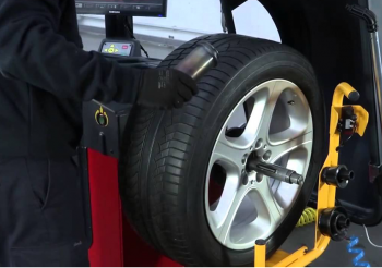 Tires' balancing