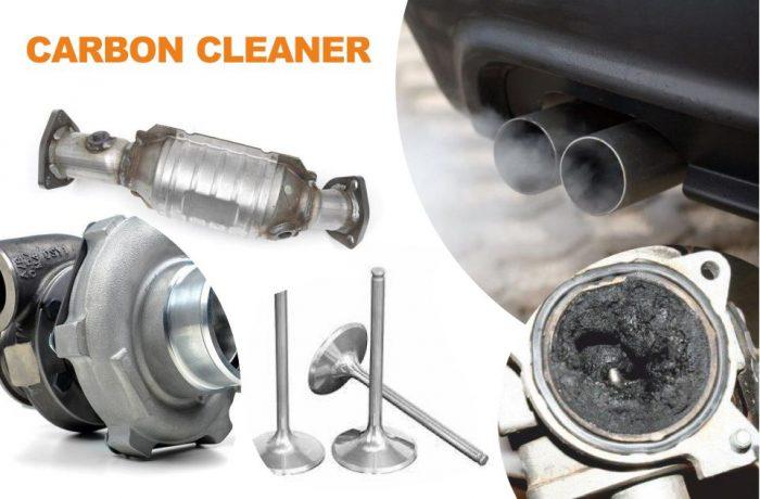 CARBON CLEANER – Καθαρισμός (συστημάτων)